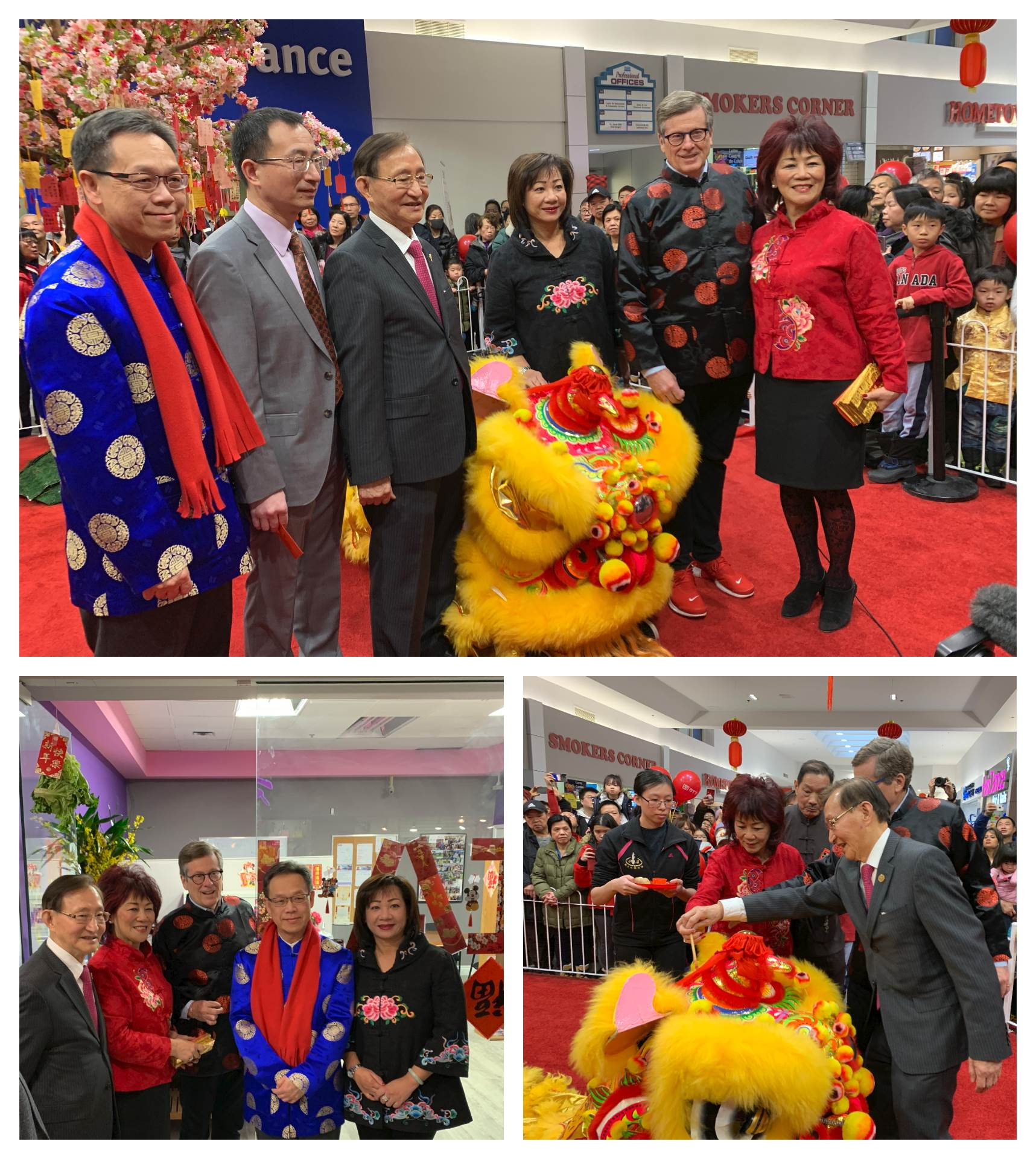 Chinese New Year - Mayor Mall Walk