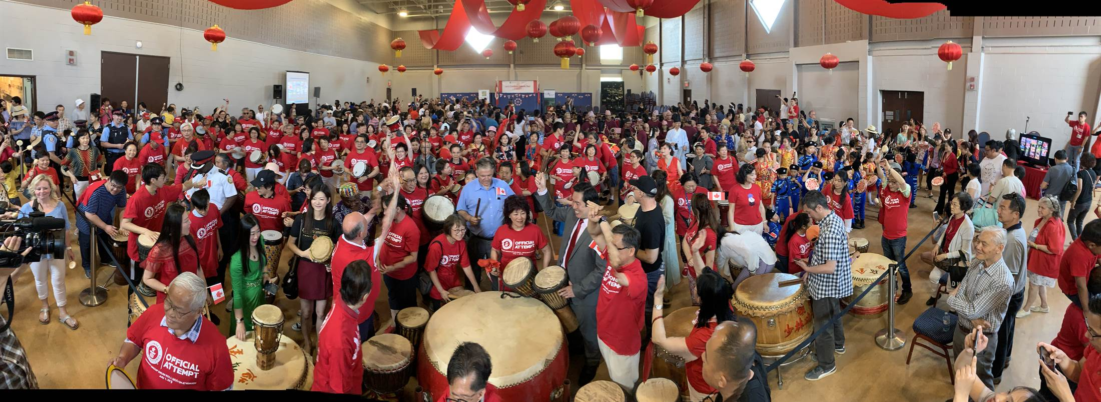 2019 National Day Drumming